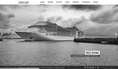 Site Internet Photographe d entreprise à Nantes
