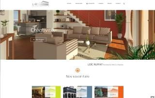 Site Internet Architecture Nantes