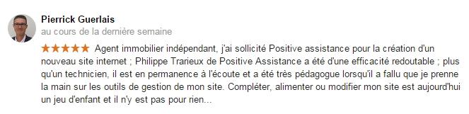 Avis Site Internet Nantes WordPress