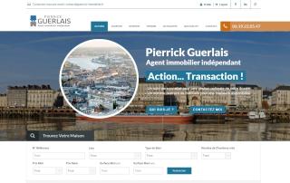 Site Internet Nantes Vertou Immobilier
