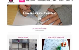 LCP ARCHITECTE Nantes SEO
