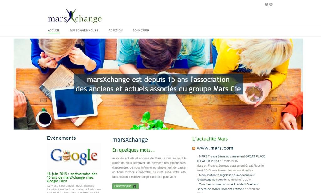 Site MarXchange 2015