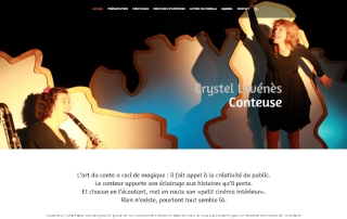 Creation Site Internet Nantes Crystel Levenes