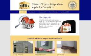 Arthex Site Internet WordPress Vendée