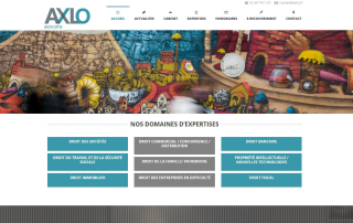 Site Wordpress Nantes Axlo