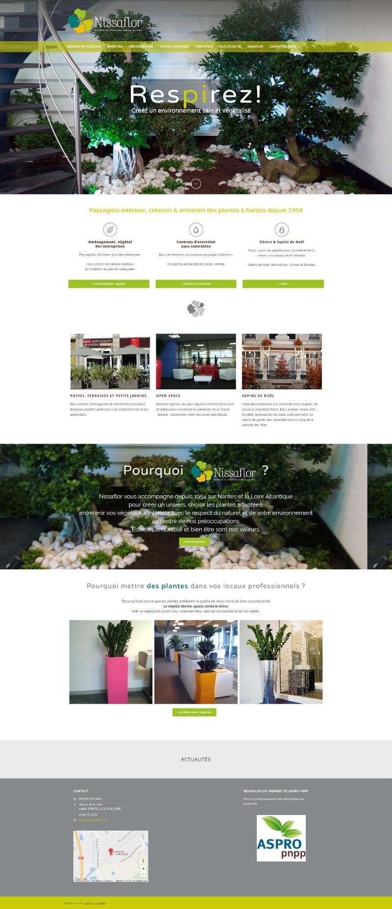 Création site Internet WordPress Nantes