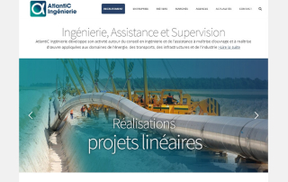 site-web-atlantic-ingenierie-nantes