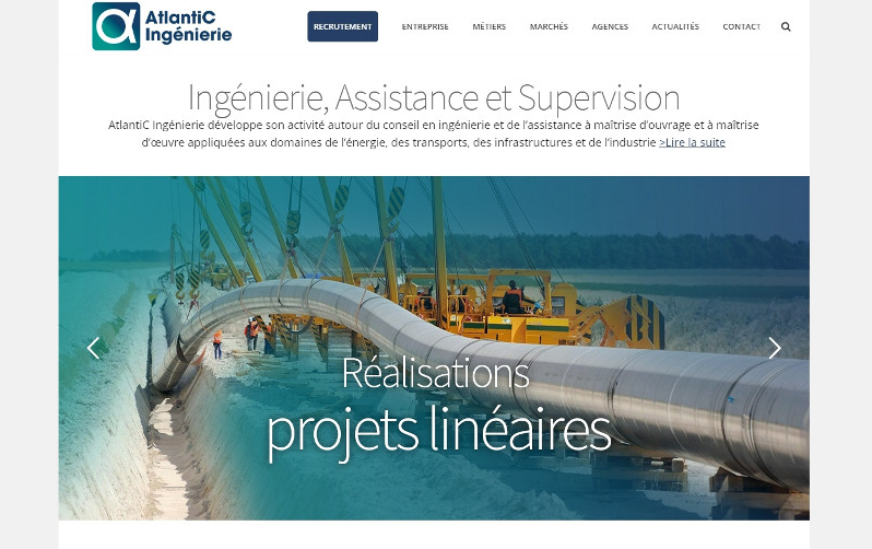 site-web-atlantic-ingenierie-nantes