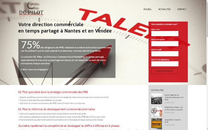 Agence Wordpress Nantes Vendée Exprico