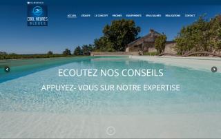 Creation site internet Nantes Wordpress Saintes
