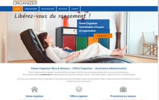 Site Wordpress Nice Monaco Riviera Organizer