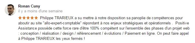 Temoignage Site Internet Nantes Allo Expert