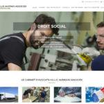 Agence Web Nantes Site Avocats Oillic Audrain