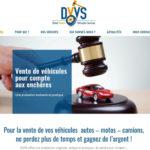 Création site Internet Nantes Wordpress DVVS