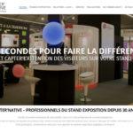 Agence Web Nantes Site vitrine Stand Alternative