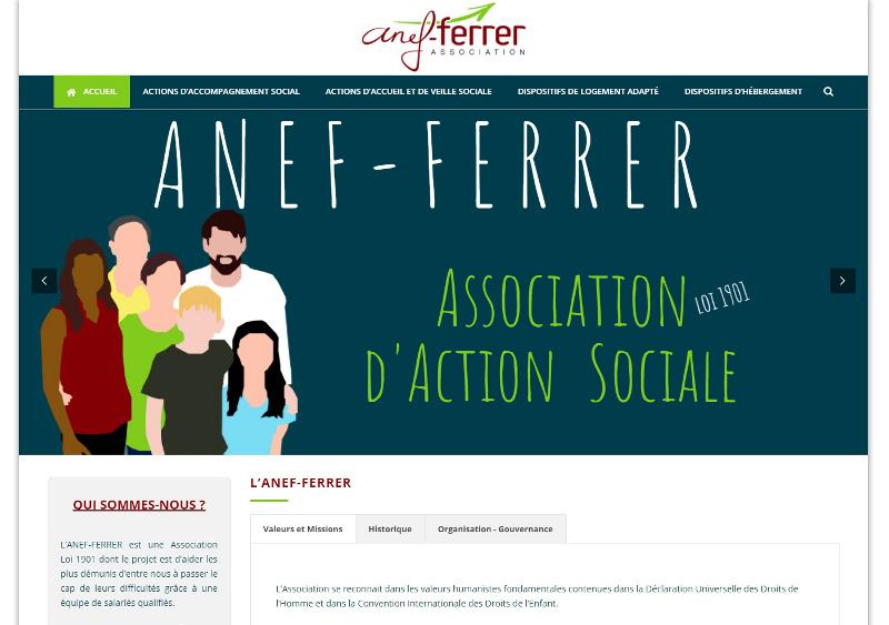 Site Association Nantes Anef Ferrer
