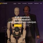 Site Internet Wordpress Paris Digital Event