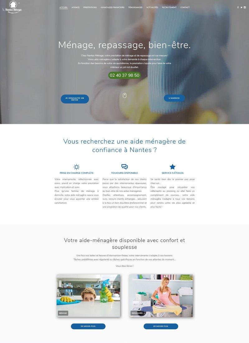Wordpress Nantes