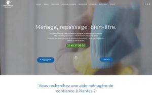 Site Wordpress Nantes Menage