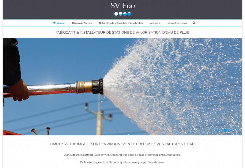 Site Internet SV Eau Rouen