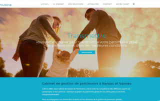 Agence Wordpress Vannes Nantes V2A Patrimoine