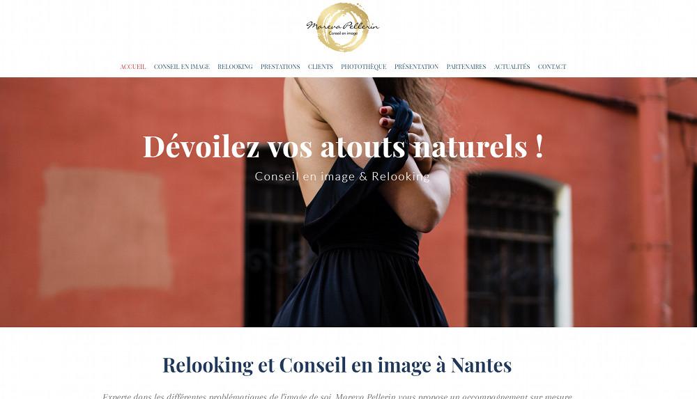 Site Internet Nantes Mareva Relooking