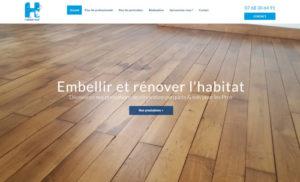Habitat-neuf-site-Wordress-Nantes