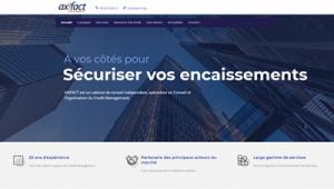 creation Site Wordpress Axifact credit management