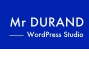 Integration WordPress Monsieur Durand