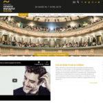 Site Internet Festival du Cinéma Espagnol Nantes