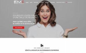 Site Internet Nantes Evenementiel EMC