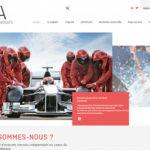 Site Wordpress Kacertis Avocats Nantes