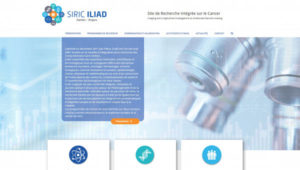 Création site Internet Nantes SIRIC ILIAD