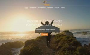 Site Internet Formation reseaux sociaux Nantes