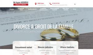 Creation Site Internet Nantes Avocat