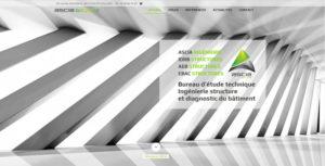 Creation site internet Nantes Wordpress Ascia Ingenierie