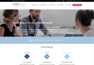 Creation site Internet Rennes Nantes Capeos