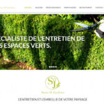 Creation site Internet Sens o Jardins