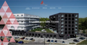 Creation site Internet Nantes MOTEC Ingenierie