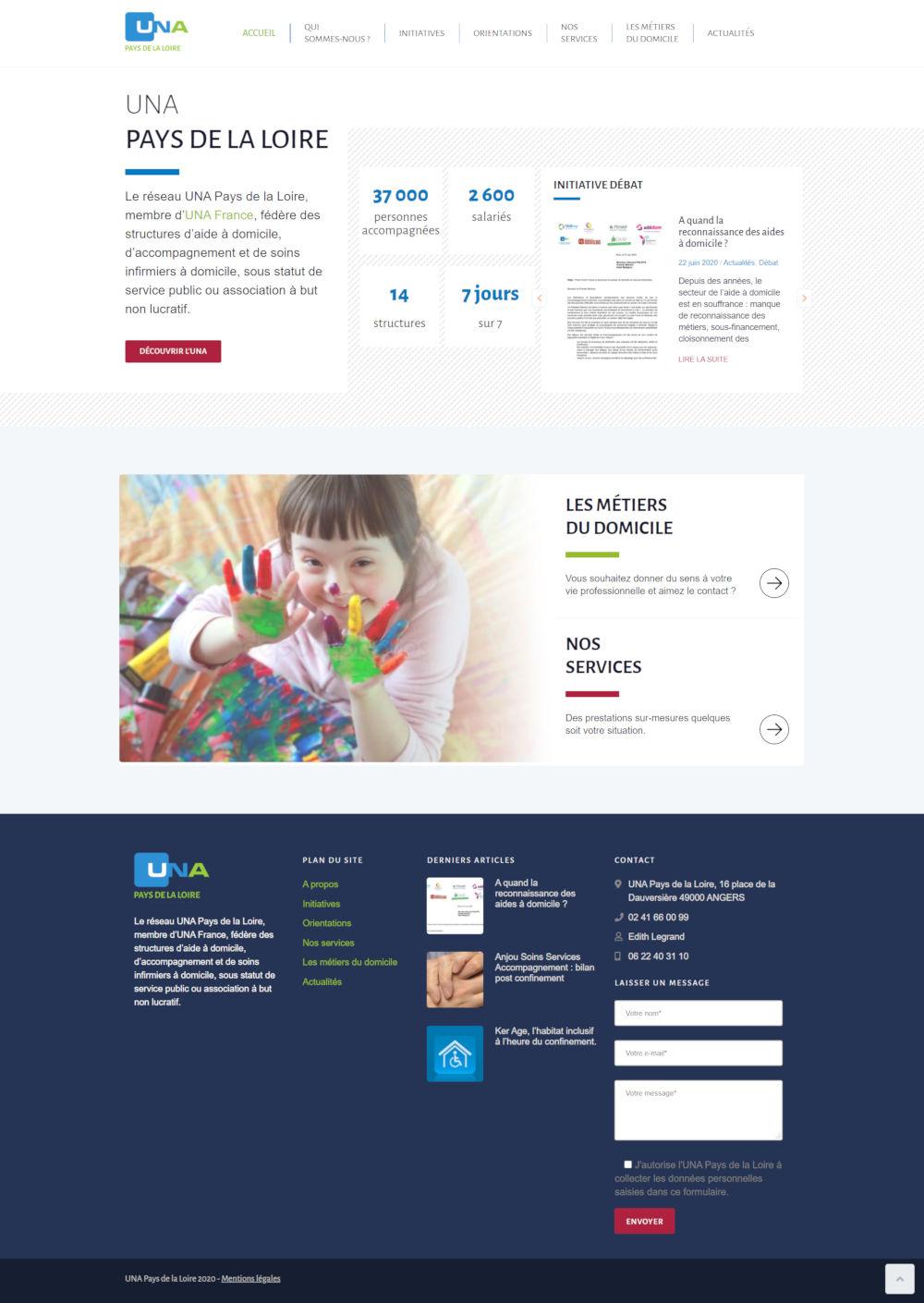 Agence Web Pays de la Loire