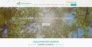 Creation Site internet Nantes Ouest Isolation