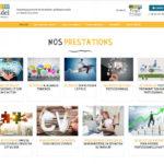 Création site Internet Afidel