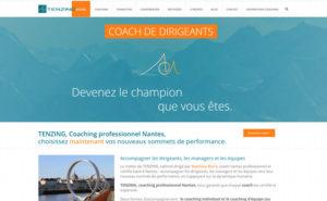 Refonte site Wordpress Nantes Tenzing