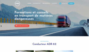 Création site internet Nantes FMD