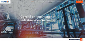 eknat site Wordpress Nantes Chinon