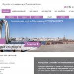 Refonte site Internet Nantes Optimis
